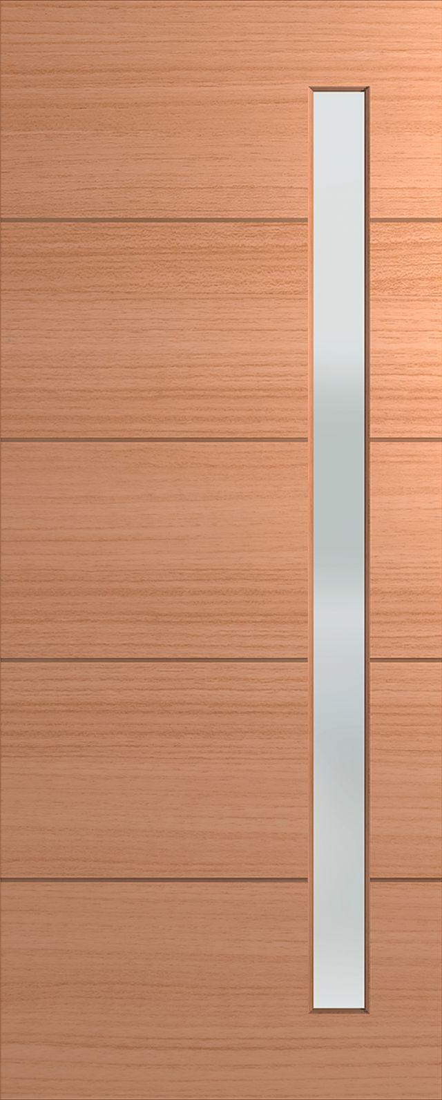 XLR160 & XLR160 | Linear Entrance | Hume Doors