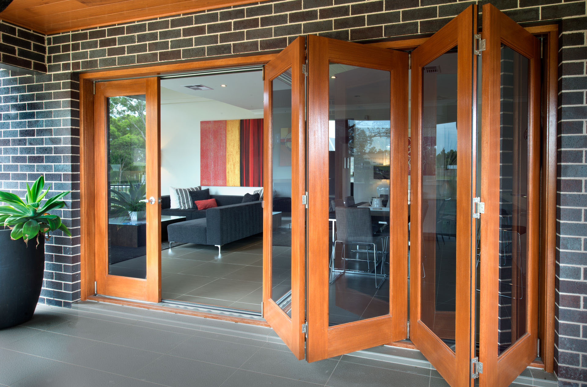 Alfresco Door System