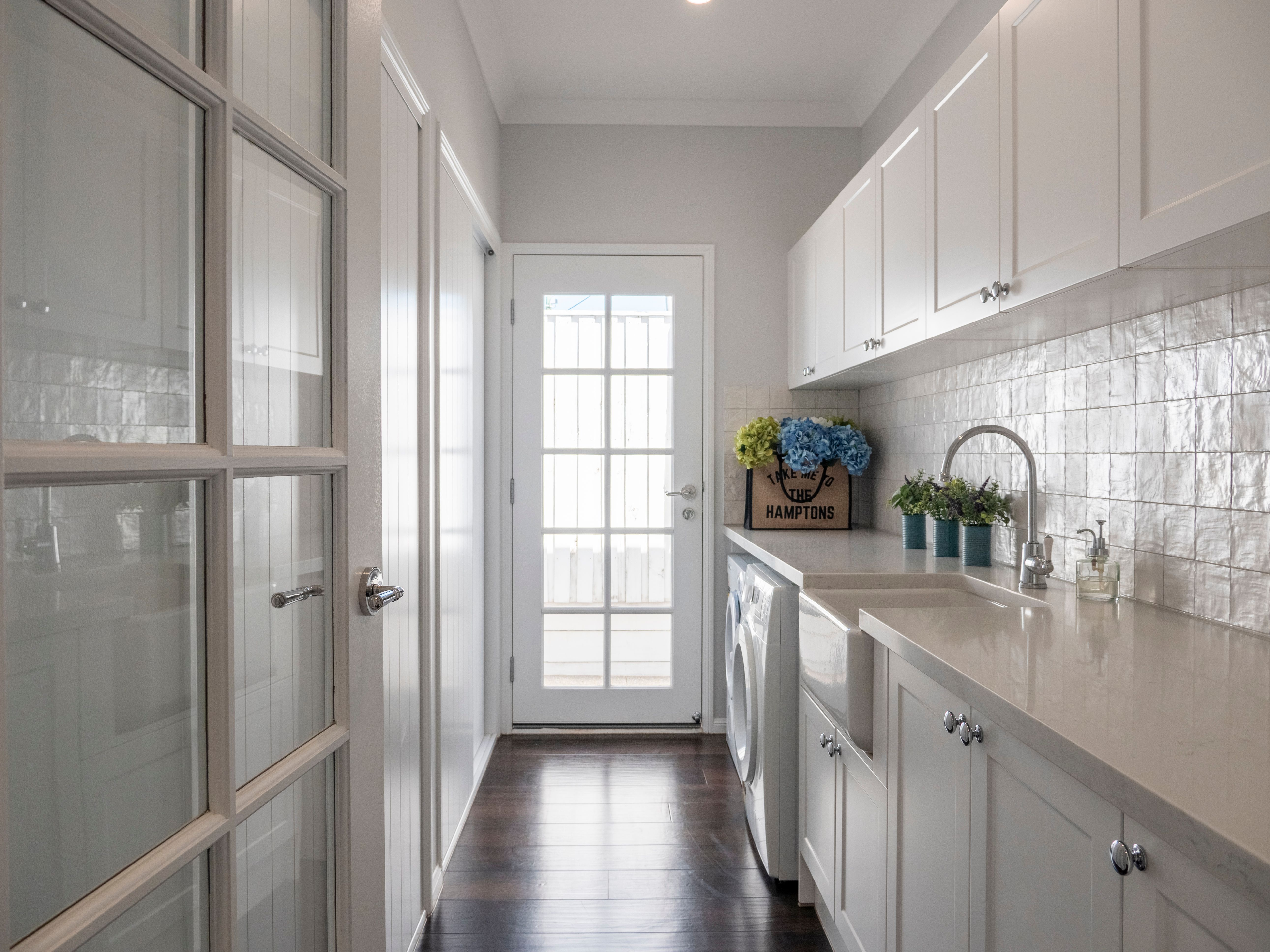 Hamptons style with Hume doors